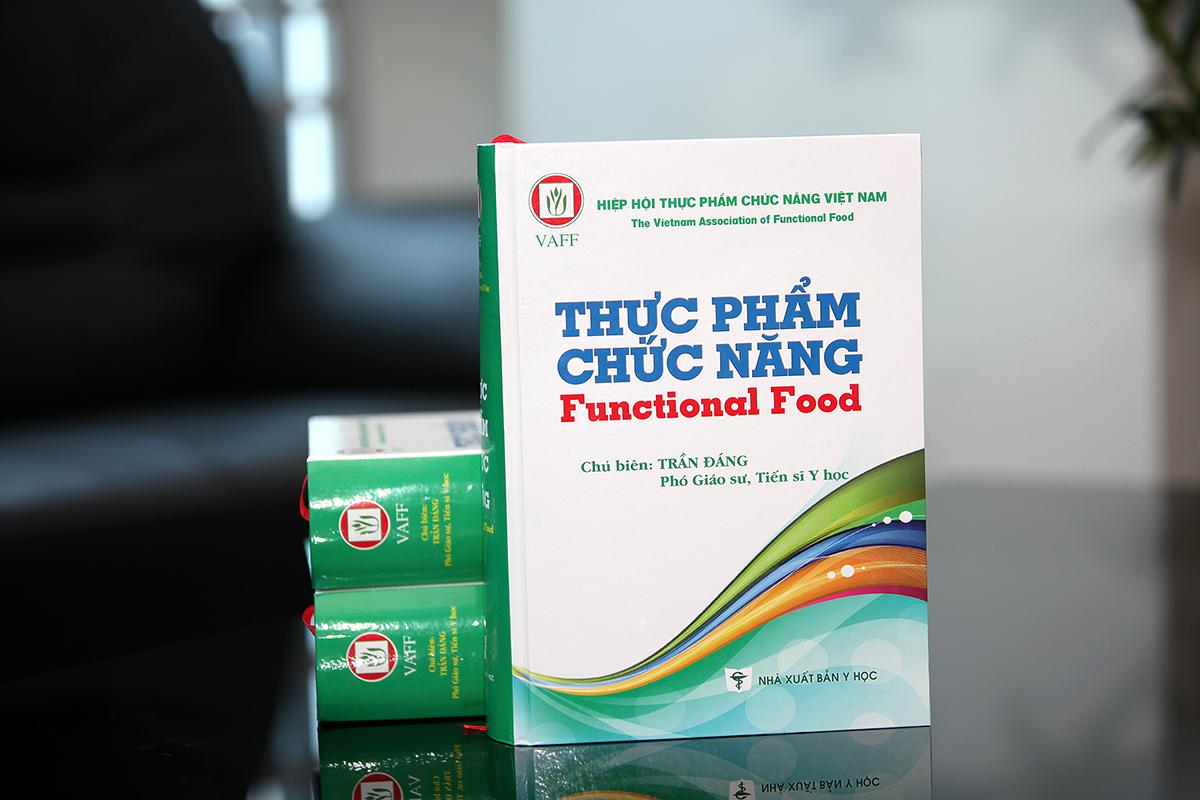 Giới thiệu Sách thực phẩm chức năng
