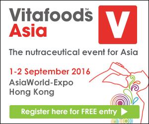 Triển lãm chuyên đề về thực phẩm sức khỏe Vitafoods Asia 2016